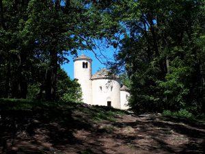Rotunde auf dem Hora Říp